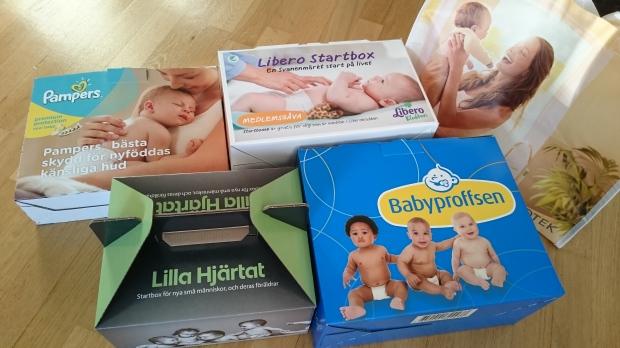 Babyboxar