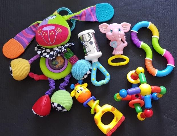Leksaker för yngre barn